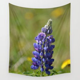 Nootka Lupine Wall Tapestry