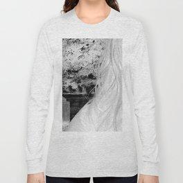 Negative Portrait Long Sleeve T-shirt