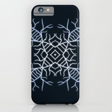 Diatom Snowflake iPhone 6s Slim Case