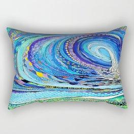 WaveBarrel Rectangular Pillow
