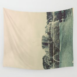 Buckingham Fountain Chicago Wall Tapestry