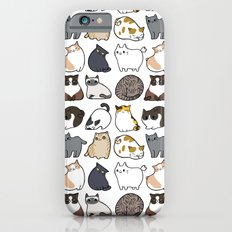 Cats Cats Cats Slim Case iPhone 6s
