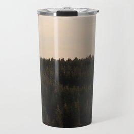 Grand Teton National Forest Travel Mug