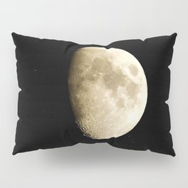 Half Moon Pillow Sham