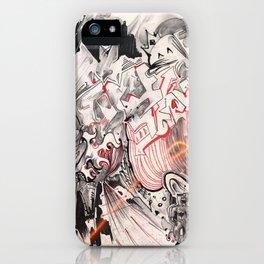 Graffiti AF iPhone Case