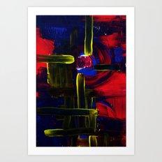 nightbrite Art Print