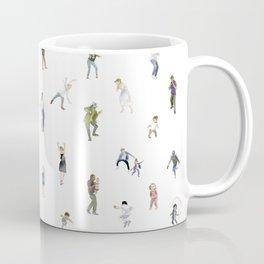 How Do You Dance? by Thyra Heder Coffee Mug