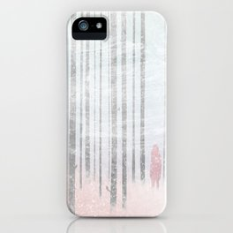 The Company of Wolves iPhone Case