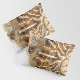 Venetian Masks Pillow Sham