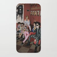 shinee iPhone & iPod Cases featuring SHINee by Felicia