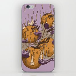 Kickin' Tako iPhone Skin