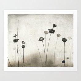 Pincushions Art Print