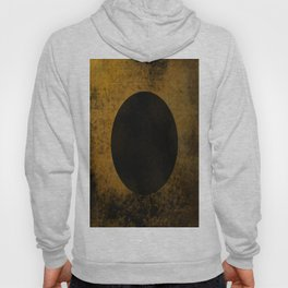 Rustic Dusk - Abstract, rustic, metallic artwork Hoody