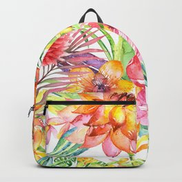 Tropical Burst Backpack