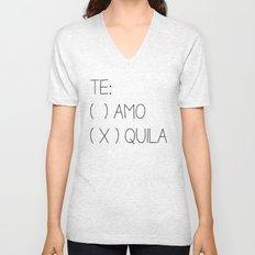 Tequila Unisex V-Neck