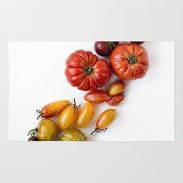 tomato rainbow #society6 #buyart #decor Rug