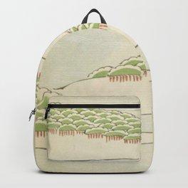 Minimalist Trees Backpack