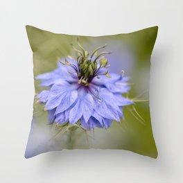 Nigella #1 Throw Pillow