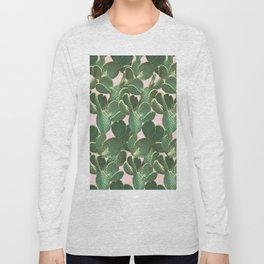 Prickly Pattern Long Sleeve T-shirt