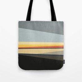 Evening Santa Monica Tote Bag
