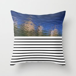 odraz Throw Pillow