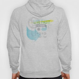 Live Fast / Die Young Hoody