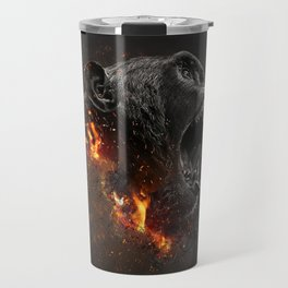 XTINCT x Monkey Travel Mug
