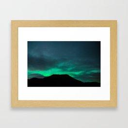 INSURRECTION - Emerald Hunt. Framed Art Print