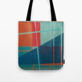 Foursquare Tote Bag