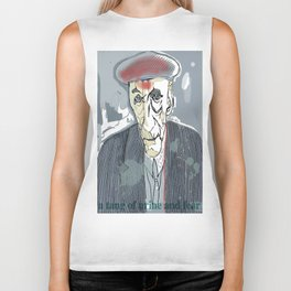 William S. Burroughs Biker Tank