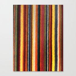 Paris Metro Cushion Fabric Canvas Print
