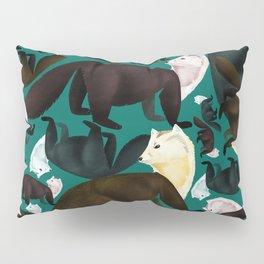 Marten tropical pattern Pillow Sham