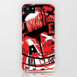 Mreza svetova iPhone Case