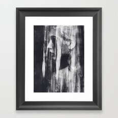 The Silence In The Grandness Of Things Framed Art Print