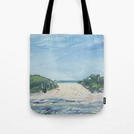 Hero Beach Club Montauk Tote Bag