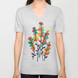 Flower from the meadow Unisex V-Neck