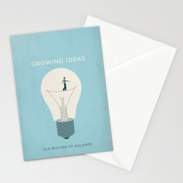Growing ideas Stationery Cards