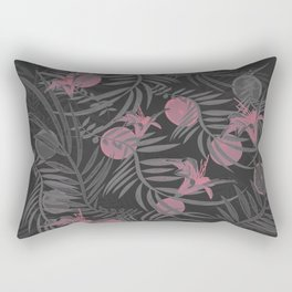Plants Flowers and Your Fruit Rectangular Pillow