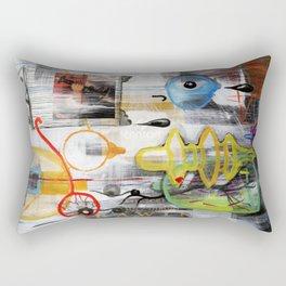DRAWING PAD Rectangular Pillow