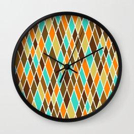 Court-Jester 1 Wall Clock