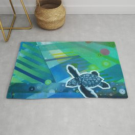 the first day Rug
