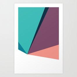 AHM! Art Print