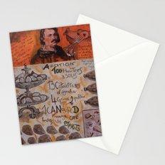 L'appetito di BALZAC Stationery Cards