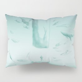 To drown in the void Pillow Sham