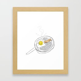5 Minutes More  Framed Art Print