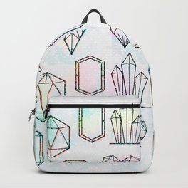 Crystal and Gemstones Vol 1 Backpack