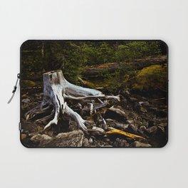 driftwood at rawson creek Laptop Sleeve