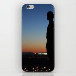 Overlook iPhone Skin