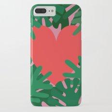 Wild Does My Love Grow iPhone 7 Plus Slim Case