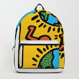 Homage to Keith Haring Backpack